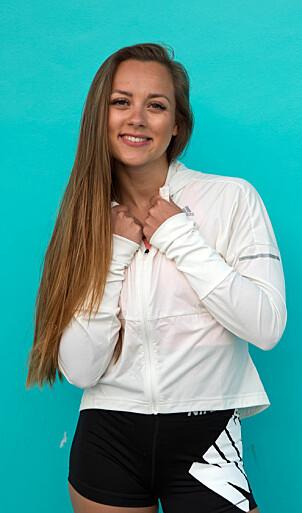 Hanna Sundquist, personlig trener og redaksjonssjef i ShapeUp.