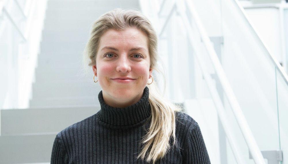 Stine Solli, sykepleier og prosjektleder ved Sex og samfunn.