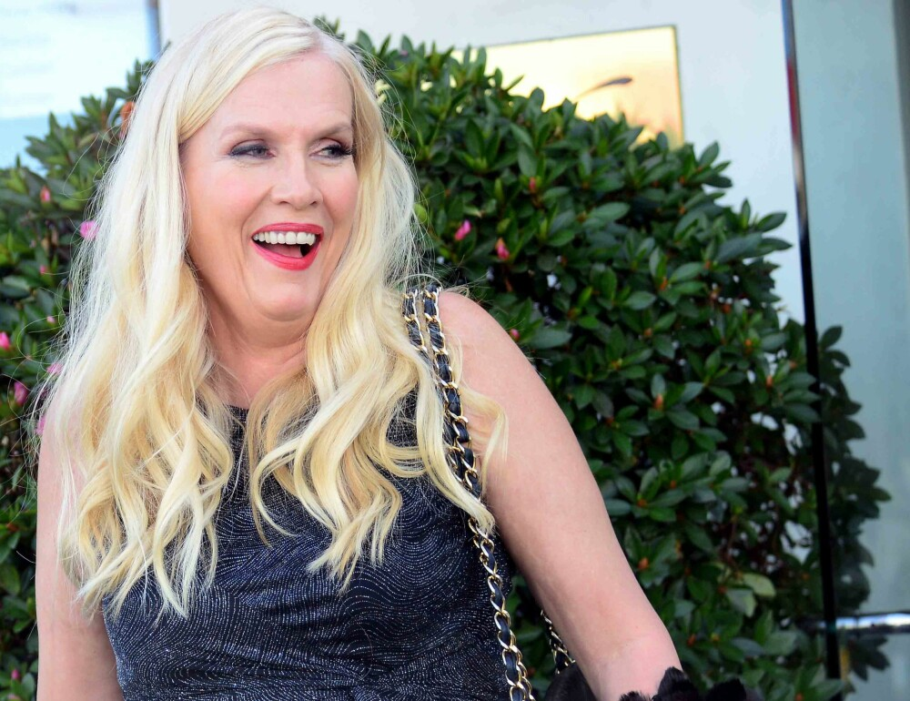 TYVERI: I fjor ble Gunilla Persson arrestert for tyveri i Florida.