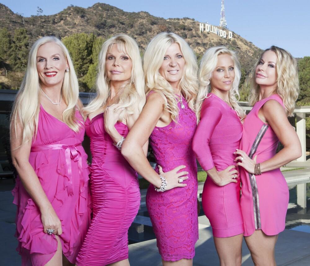 REALITYSTJERNE: Gunilla er kjent fra dokusåpen «Svenske Hollywoodfruer». Der har det vært mye drama.