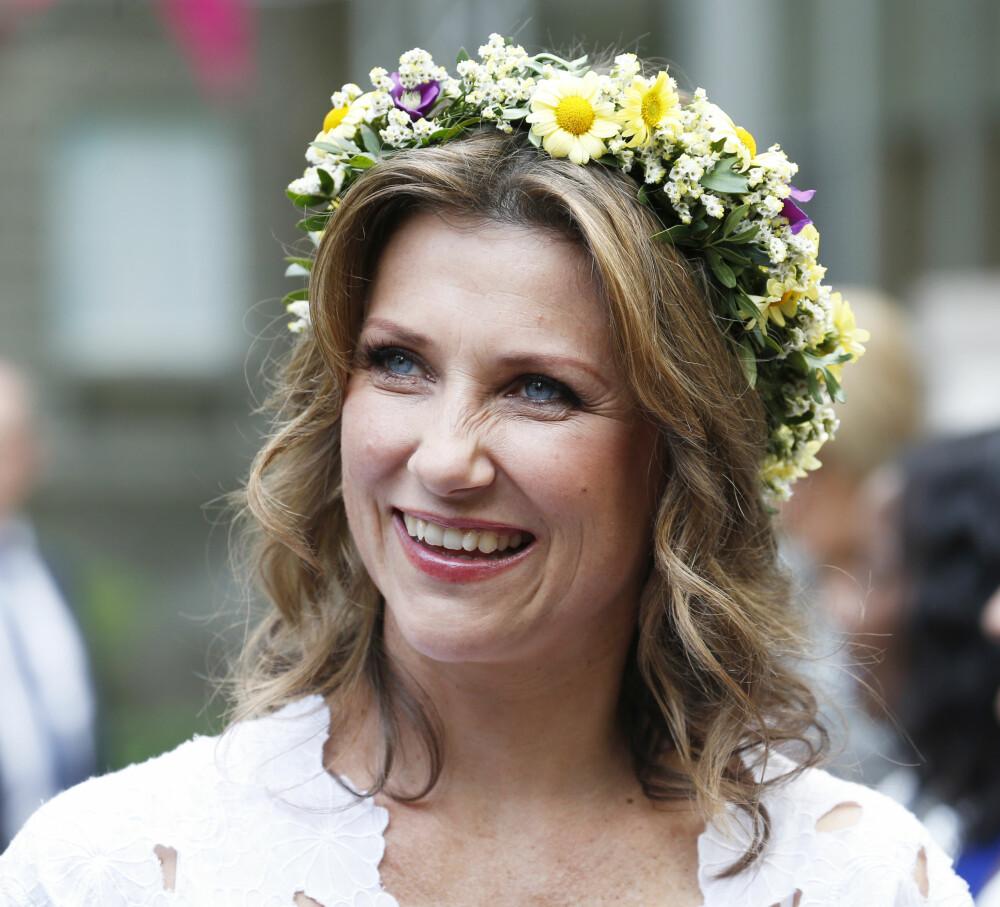 NY KJÆRLIGHET: I forrige uke ble det kjent at lykken igjen smiler til prinsesse Märtha Louise - hun har funnet kjærligheten med sjamanen Durek Verrett.