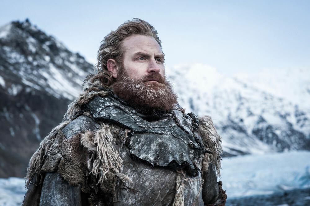 NORSK: Kristofer Hivju har hatt suksess i rollen som Tormund Giantsbane i «Game of Thrones».