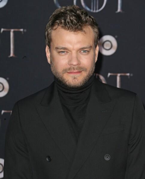 DANSK 1: Pilou Asbæk spilte Euron Greyjoy i flere sesonger av «Game of Thrones».