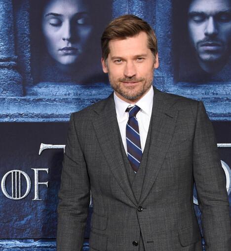 DANSK 2: Nikolaj Coster-Waldau hadde en av hovedrollene i serien, Jamie Lannister.