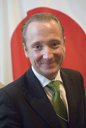 POSITIV: Sjefredaktør Johan T. Lindwall tror Märthas nye kjærlighet er positiv for det norske kongehuset.