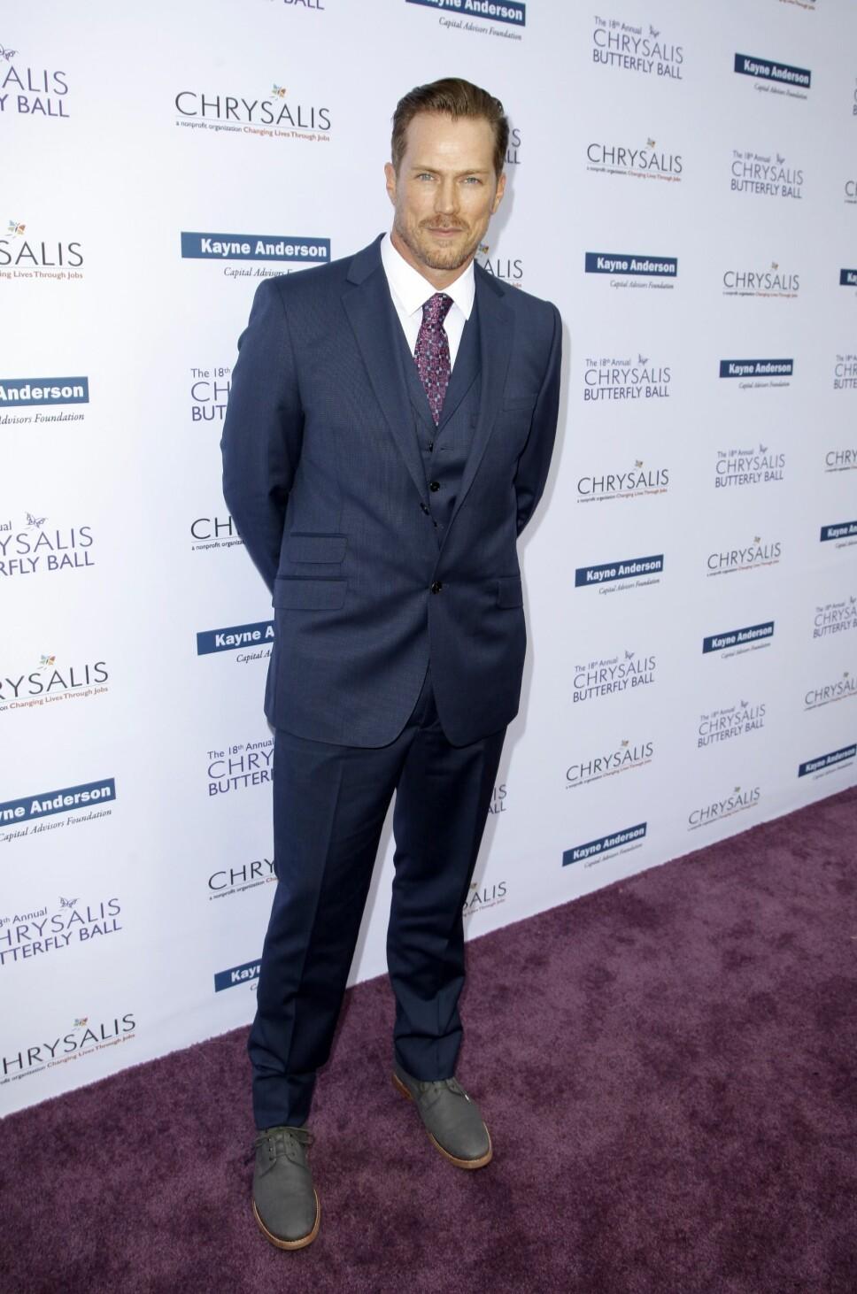 Jason Lewis spilte Samanthas kjæreste Jerry Smith Jerrod.