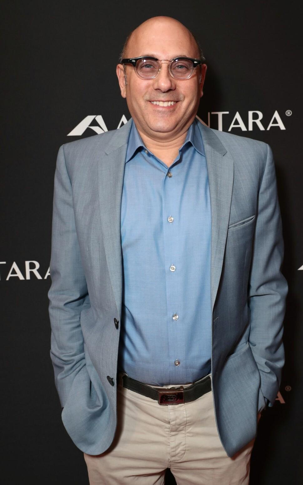 Willie Garson spilte Carries venn Stanford Blatch.