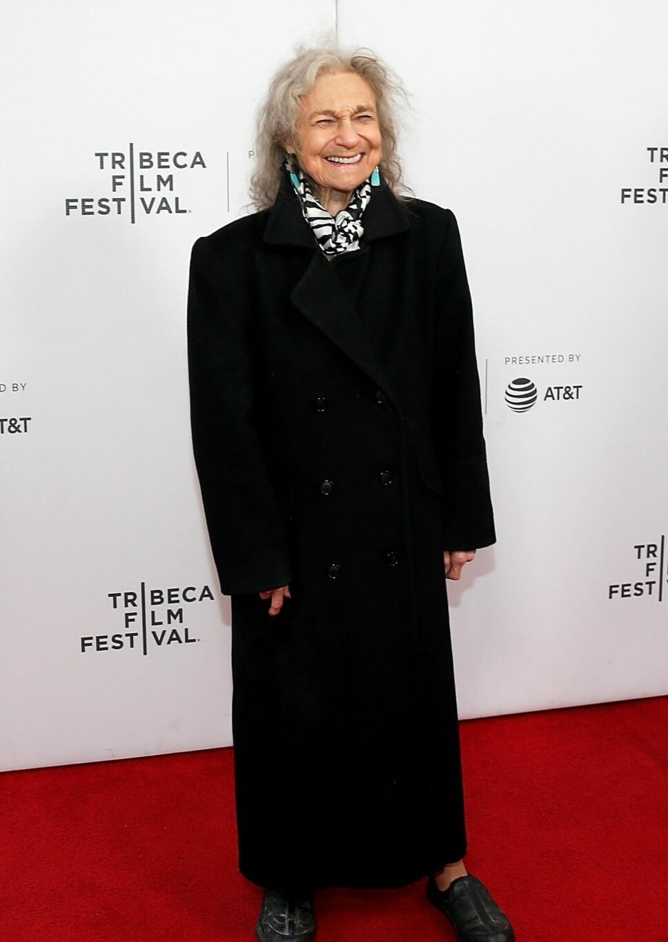Lynn Cohen spilte Mirandas vaskehjelp Magda.