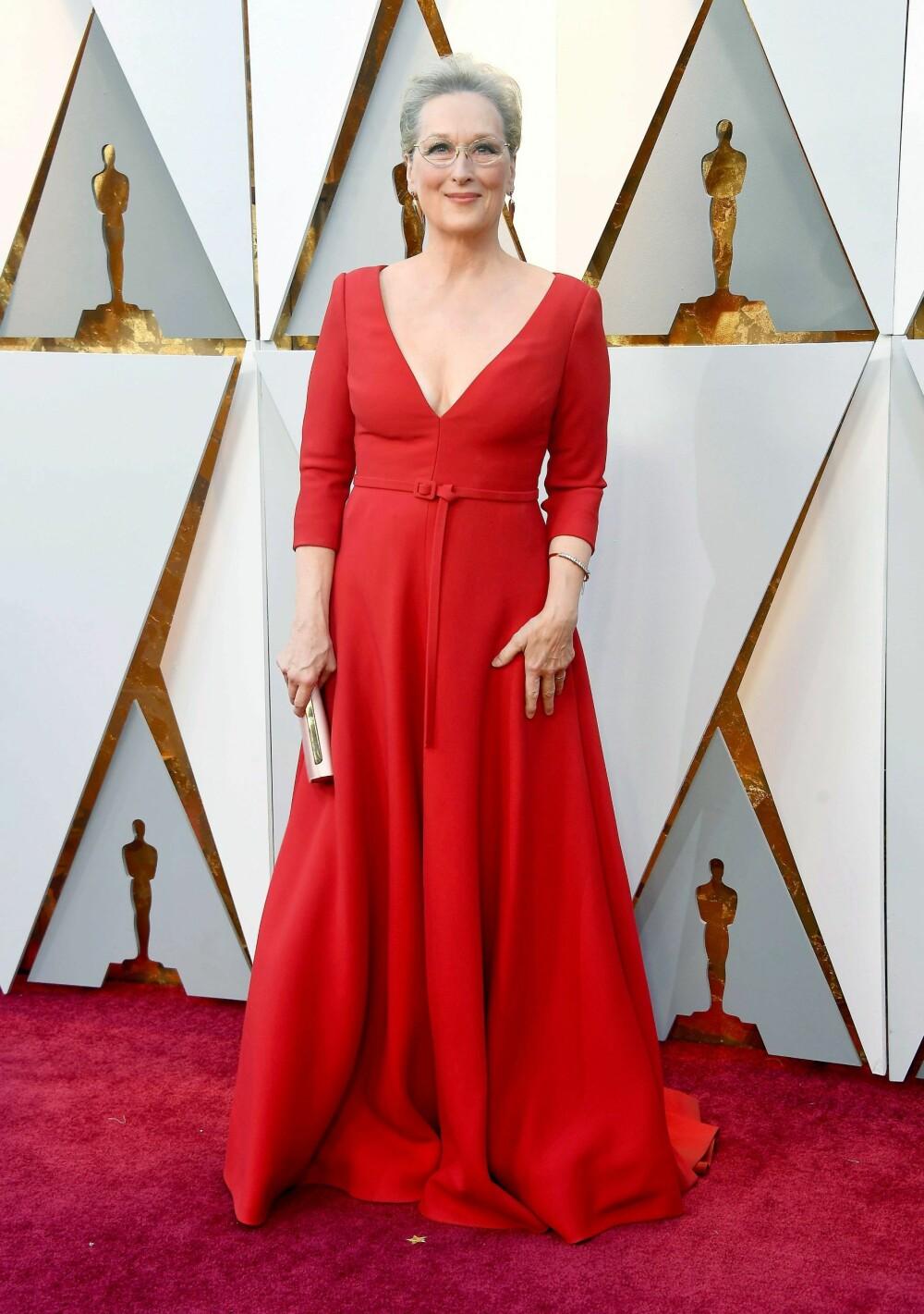 JUBILANT: Meryl Streep er blitt 70 år, og er fortsatt en av Hollywoods aller mest populære skuespillere.
