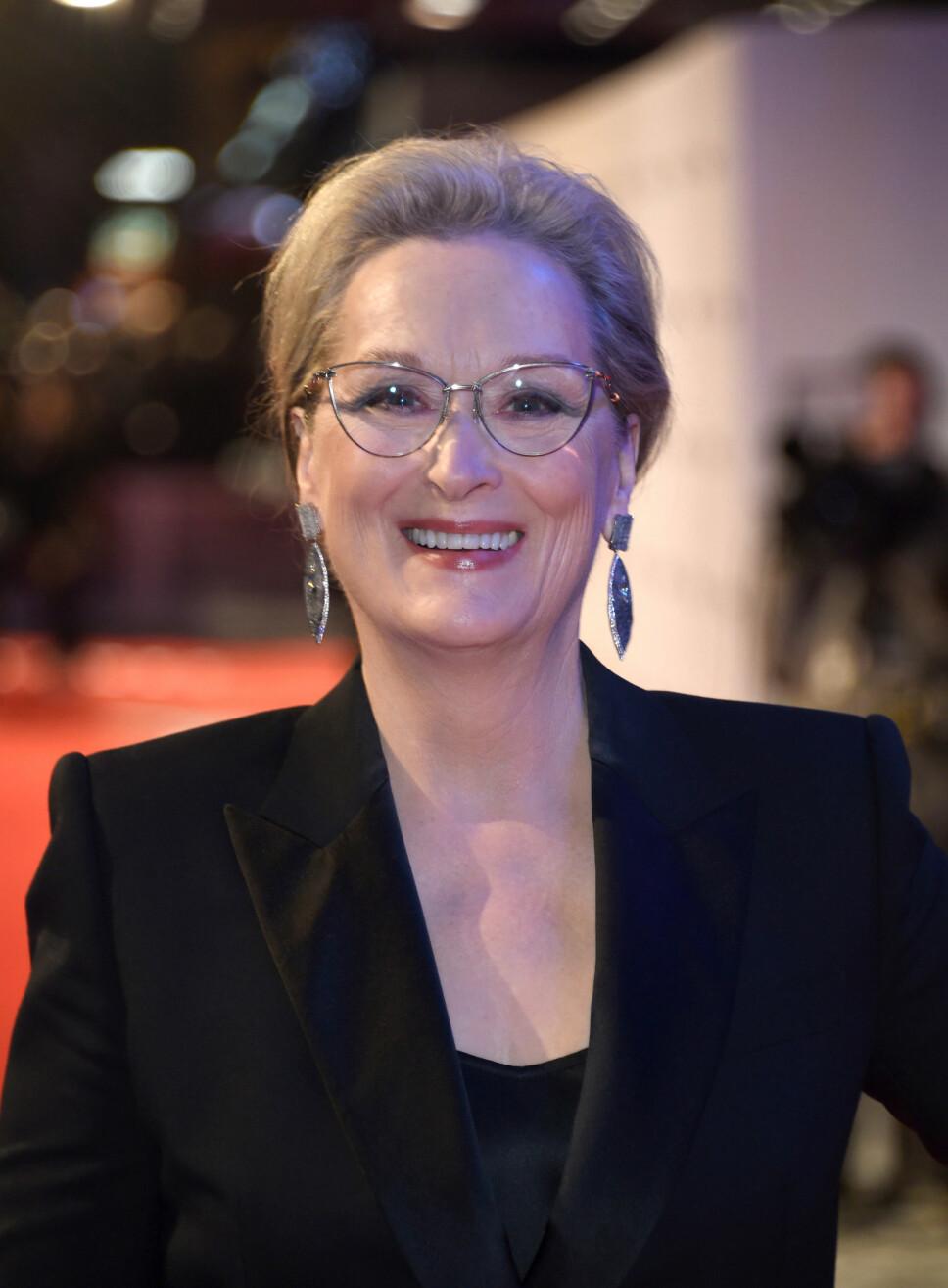 KRITISK: Filmstjernen misliker fokuset på utseende i Hollywood, og har selv opplevd å bli kalt stygg.