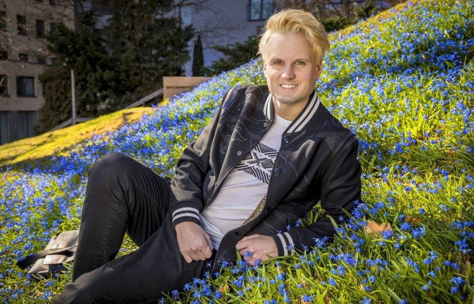 SINGEL: En dag håper Kevin Vågenes å møte den store kjærligheten. I mellomtiden setter han pris på tilværelsen han har i dag.