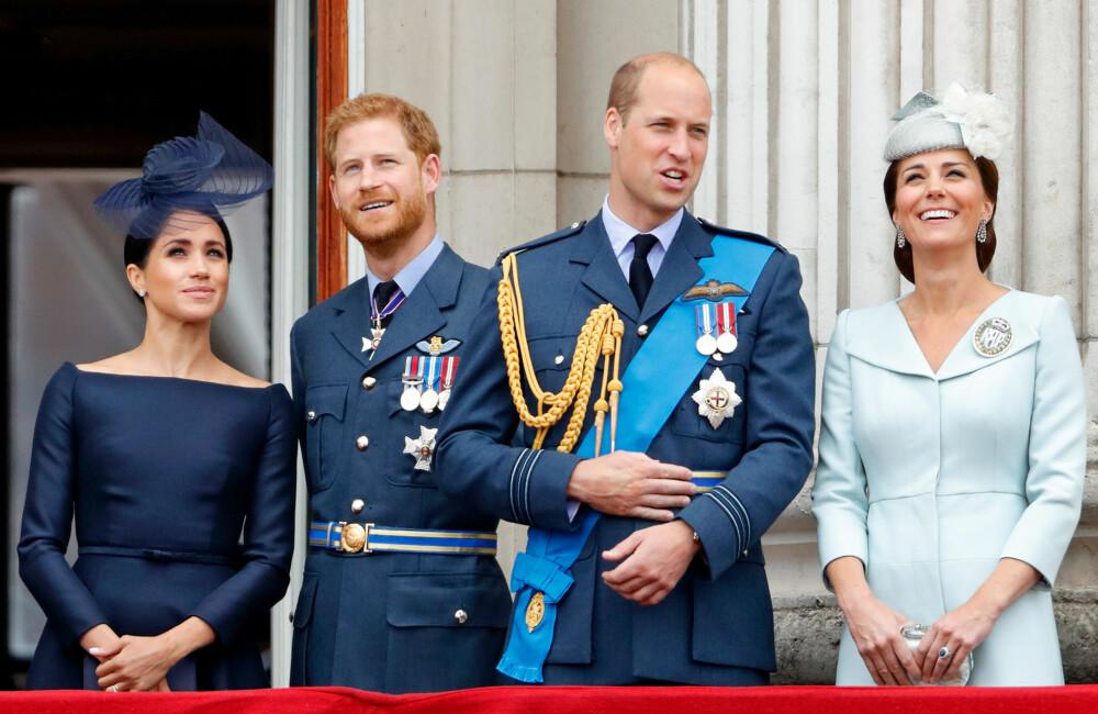 BRA GJENG: Prinsesse Diana ville nok vært stolt om hun hadde sett hvor flotte sønnene har vokst opp til å bli, og ikke minst hvor flotte svigerdøtrene er.