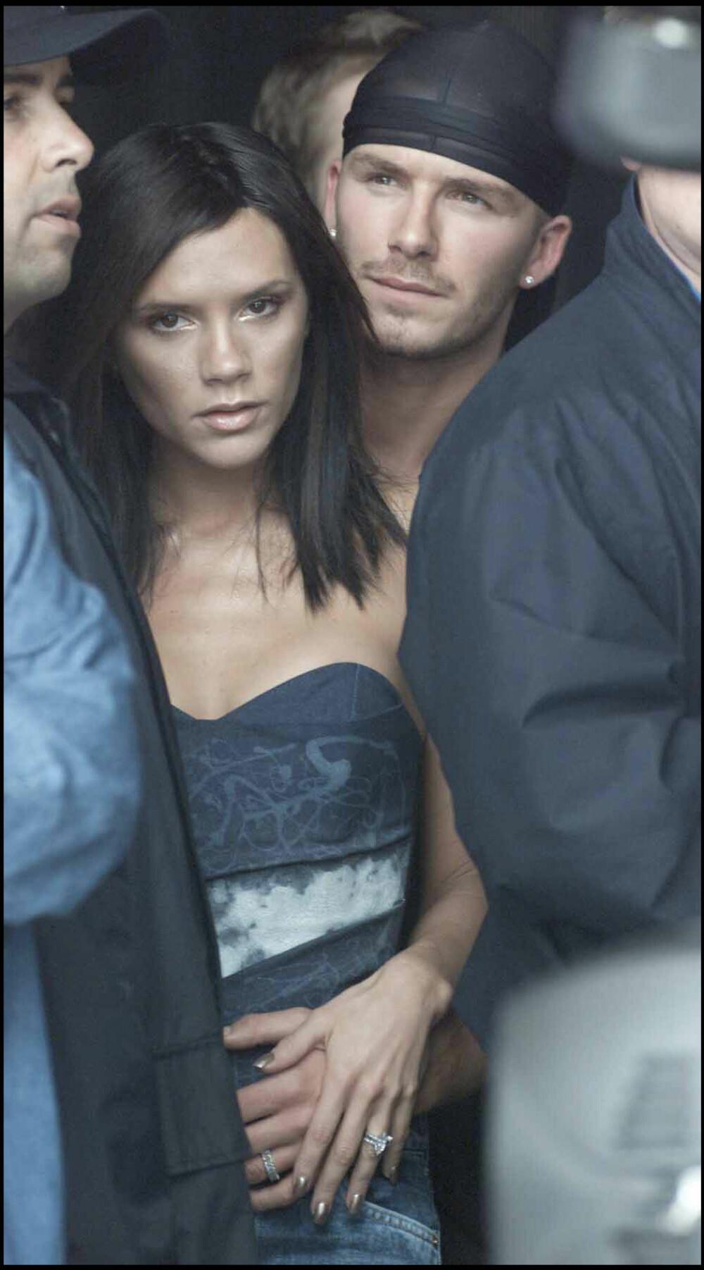 Superparet viste sine følelser offentlig i 2000.