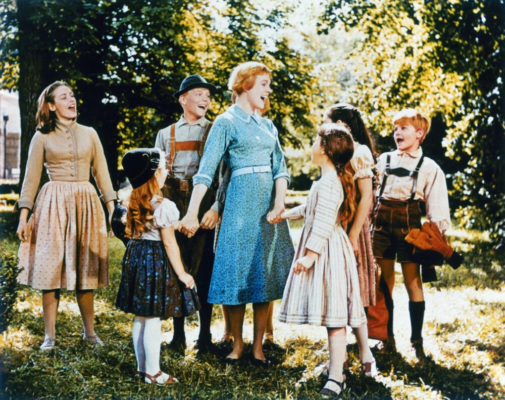 <b>KLASSIKER:</b> Filmversjonen av «Sound of Music» var en stor suksess med Julie Andrews i hovedrollen som Maria. Nå skal Lena Kristin ha den samme rollen.