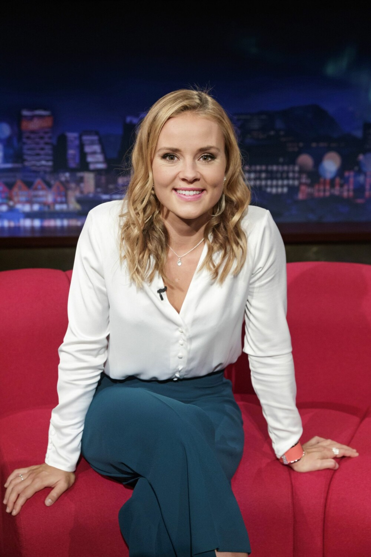 POPULÆR: Helene Olafsen har i løpet av de siste årene blitt en av landets mest populære TV-personligheter.