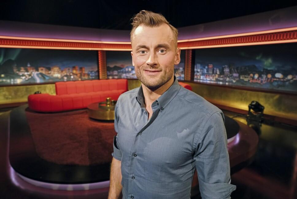 NY KARRIERE: Petter Northug har inngått en langsiktig avtale med TV 2. Under VM i februar var det tidligere langrennskongen å se i TV-programmet «Camp Seefeld».