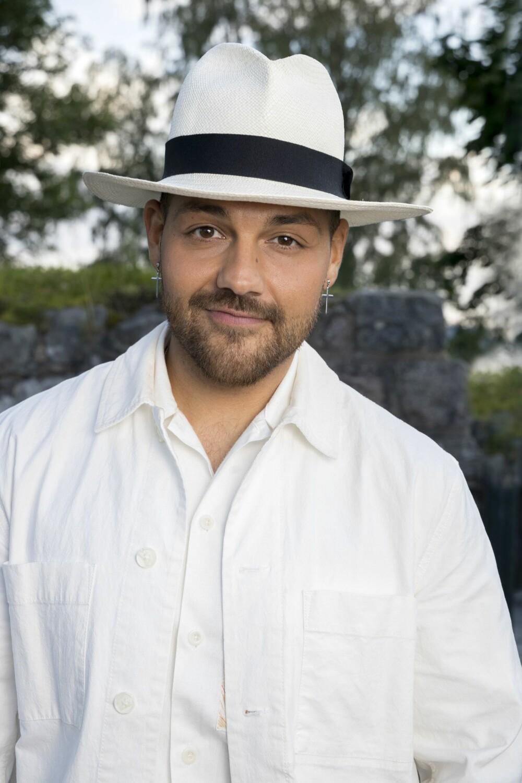<b>SUKSESS:</b> Alejandro kom på tredjeplass i talentkonkurransen «Idol» i 2005.