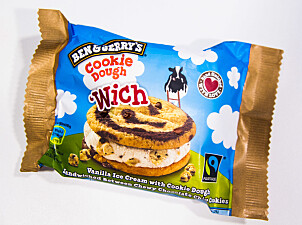 Ben & Jerry's Cookie Dough `Wich