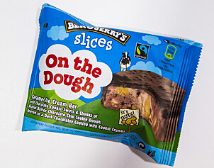 Ben & Jerry's Slices On The Dough.