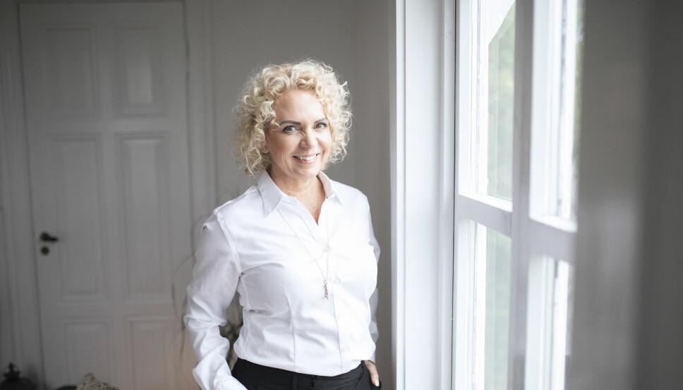 Forfatter og foredragsholder Cecilie Thunem-Saanum.