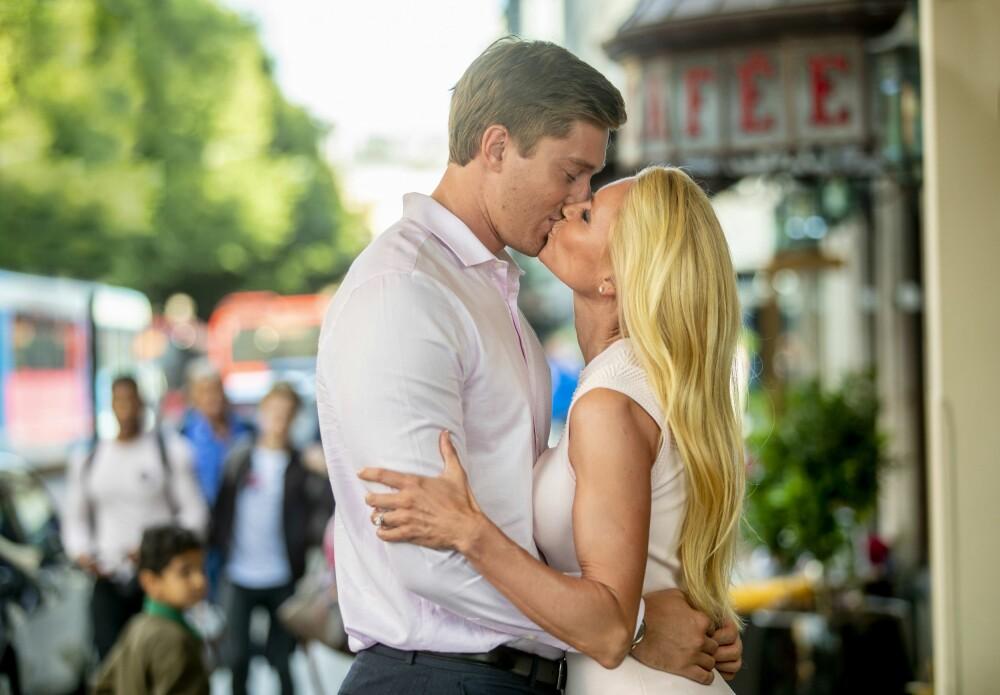 STØTTE: David Johansson har stor respekt for sin kommende frue, og tar henne alltid i forsvar. - Anna er den sterkeste jeg vet om, sier han.