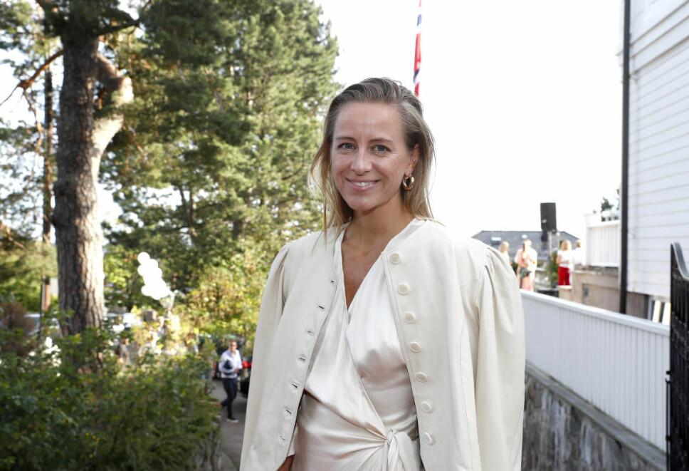 Influenser og designer Celine Aagaard.