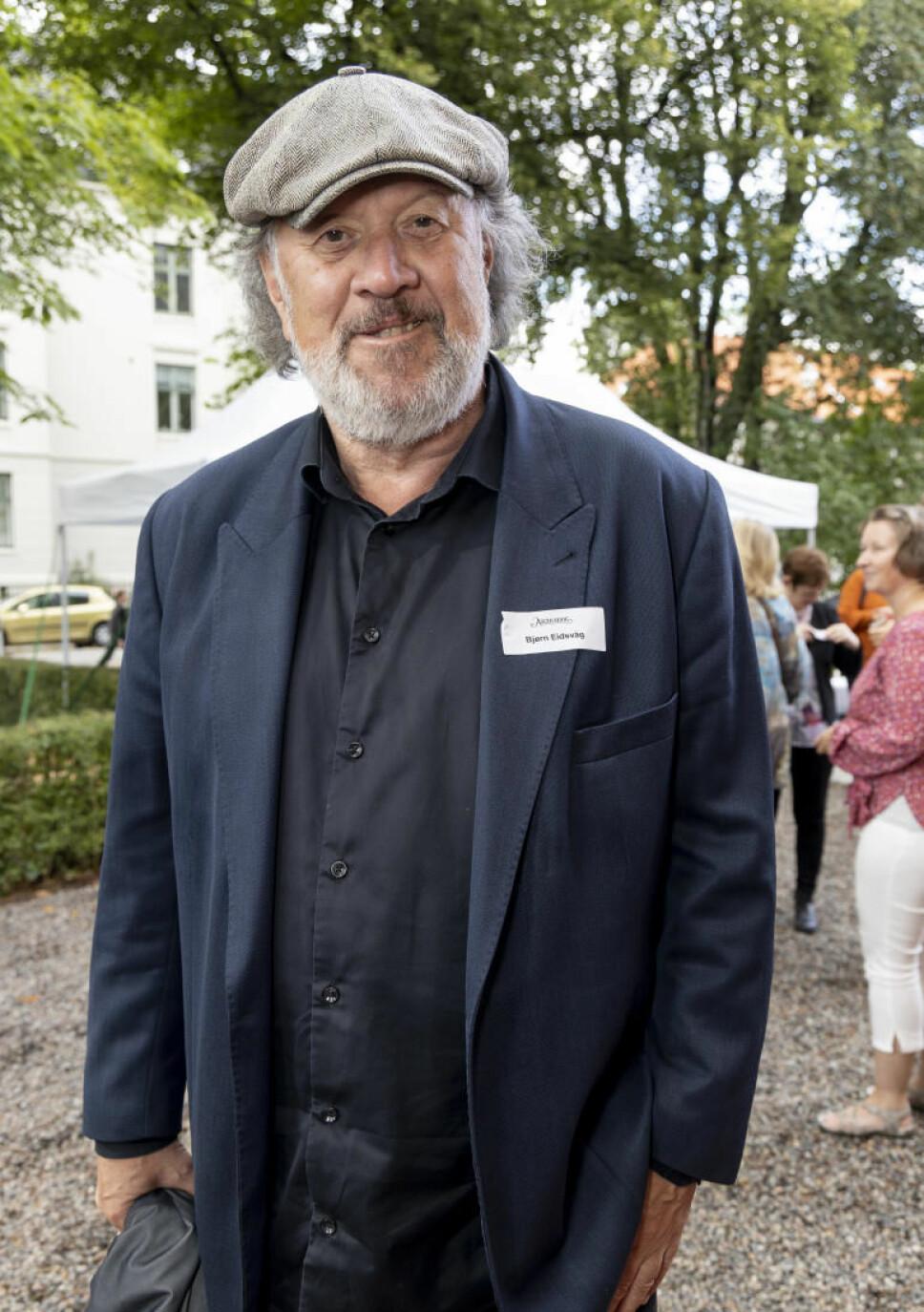 Bjørn Eidsvåg.