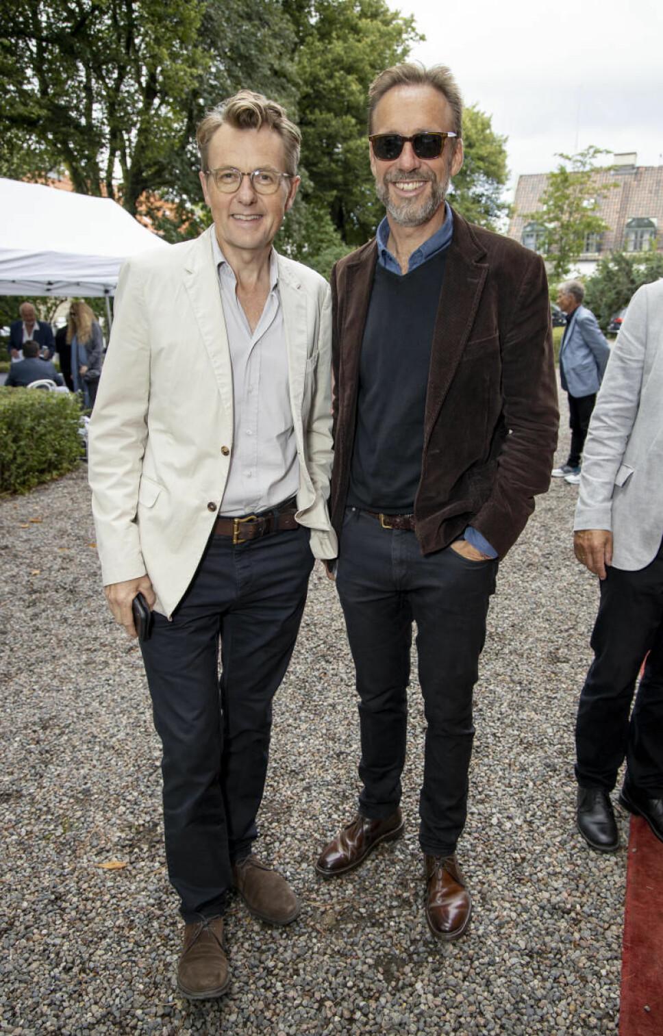 Fredrik Skavlan og Thomas Giertsen.