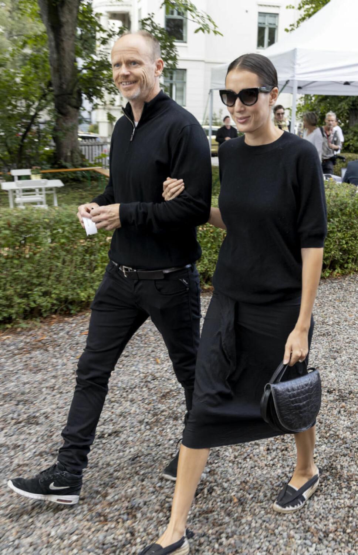 Harald Eia og Nadina Bouhlou.