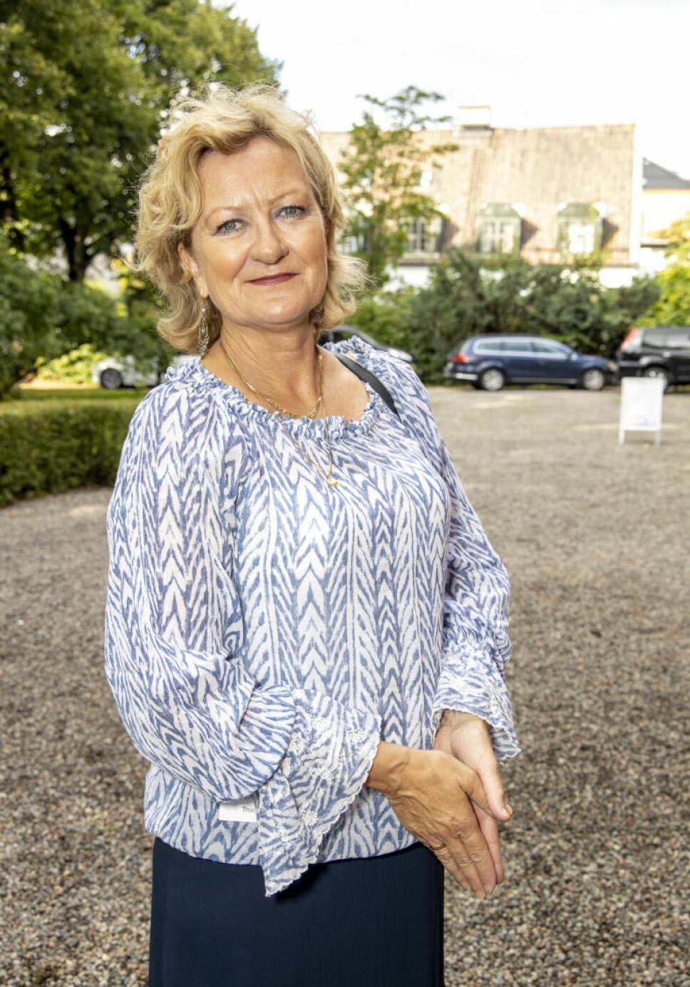 Forfatter og journalist Trude Teige.