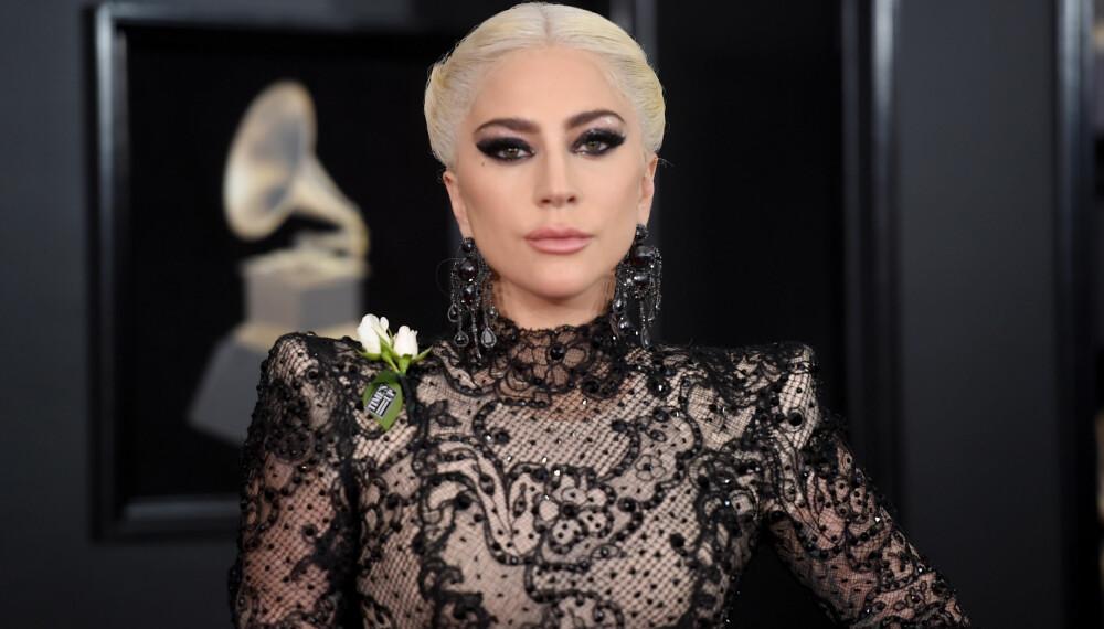 KALLENAVN: Lady Gaga heter egentlig Stefani Joanne Angelina Germanotta.