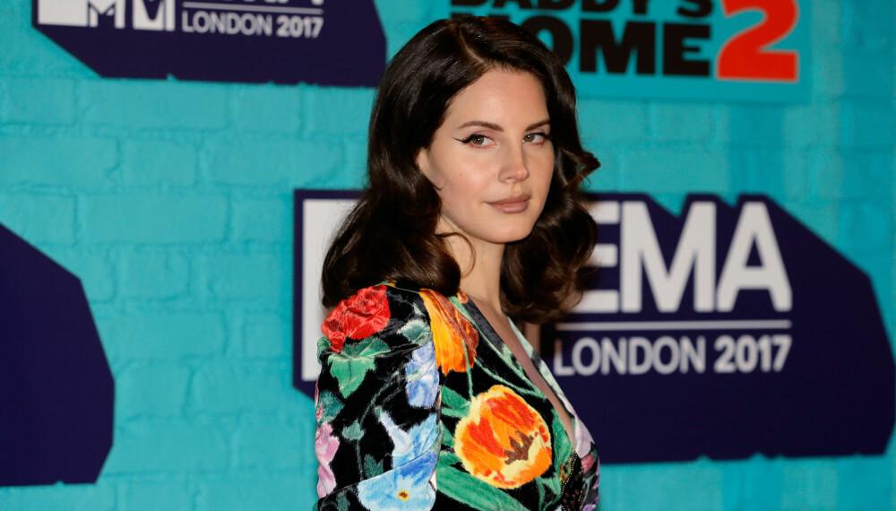SLO IKKE GJENNOM: Lana Del Rey slo ikke gjennom som Lizzy Grant, og gikk i tenkeboksen før hun relanserte seg selv som artisten vi kjenner henne som i dag.