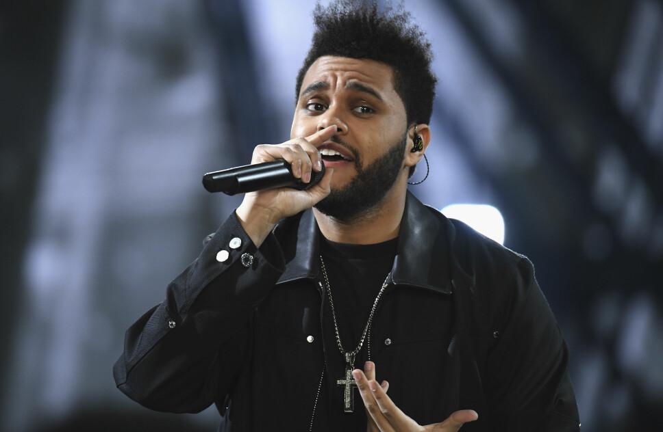 THE WEEKND: Likte ikke navnet sitt i starten av artistkarrieren, og kalte seg derfor The Weeknd uten «e» til slutt.