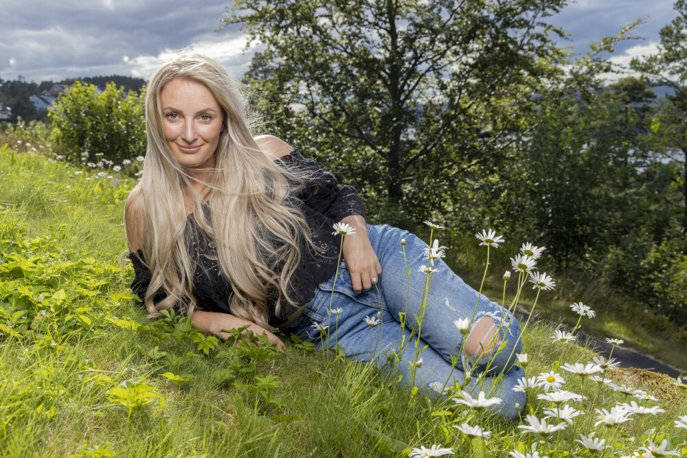 <b>DELTAGER:</b> Ingebjørg Monique Haram.