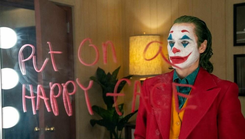 Vi gleder oss til å se Joaquin Phoenix i rollen som The Joker.