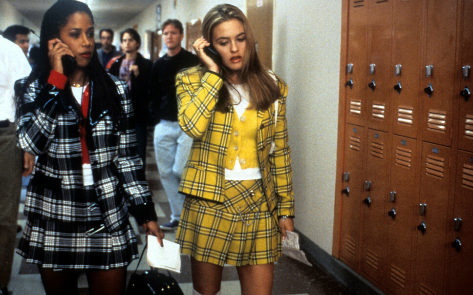 TRENDSETTERE: Stacey Dash And Alicia Silverstone i «Clueless» fra 1995.