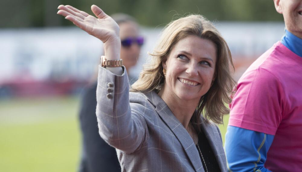 STØTTE: Prinsesse Märtha Louise fikk stor støtte etter hun kunngjorde at hun nå kun vil benytte prinsessetittelen når hun representerer kongehuset.
