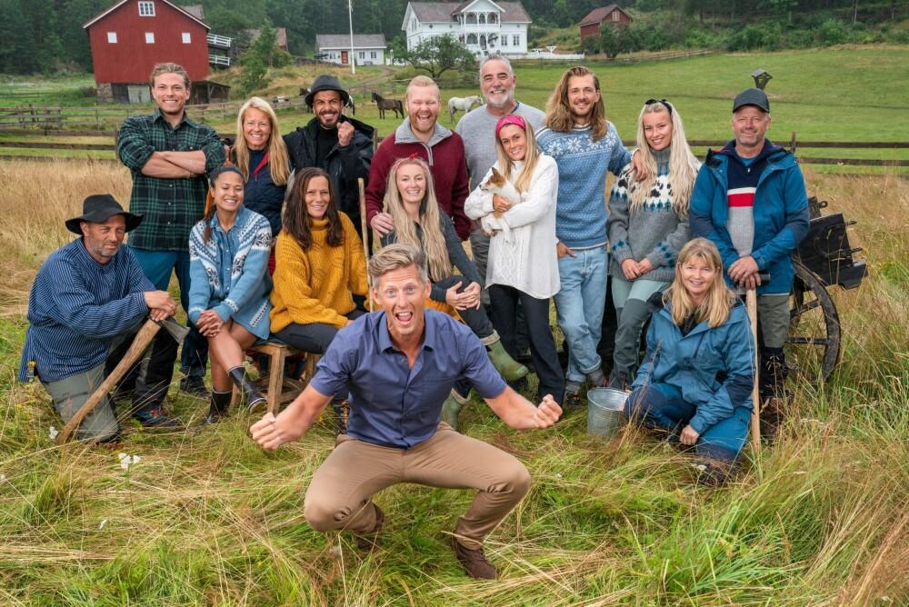 FARMEN 2019: Her er alle årets deltagere i Farmen. Årets konkurranse spilles inn i nærheten av Kragerø i Telemark.