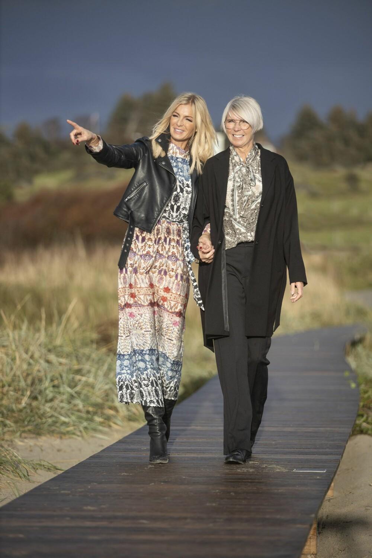 HJEMME I STAVANGER: – Det er klart jeg savner mamma og Solastranden, sier Kathrine.