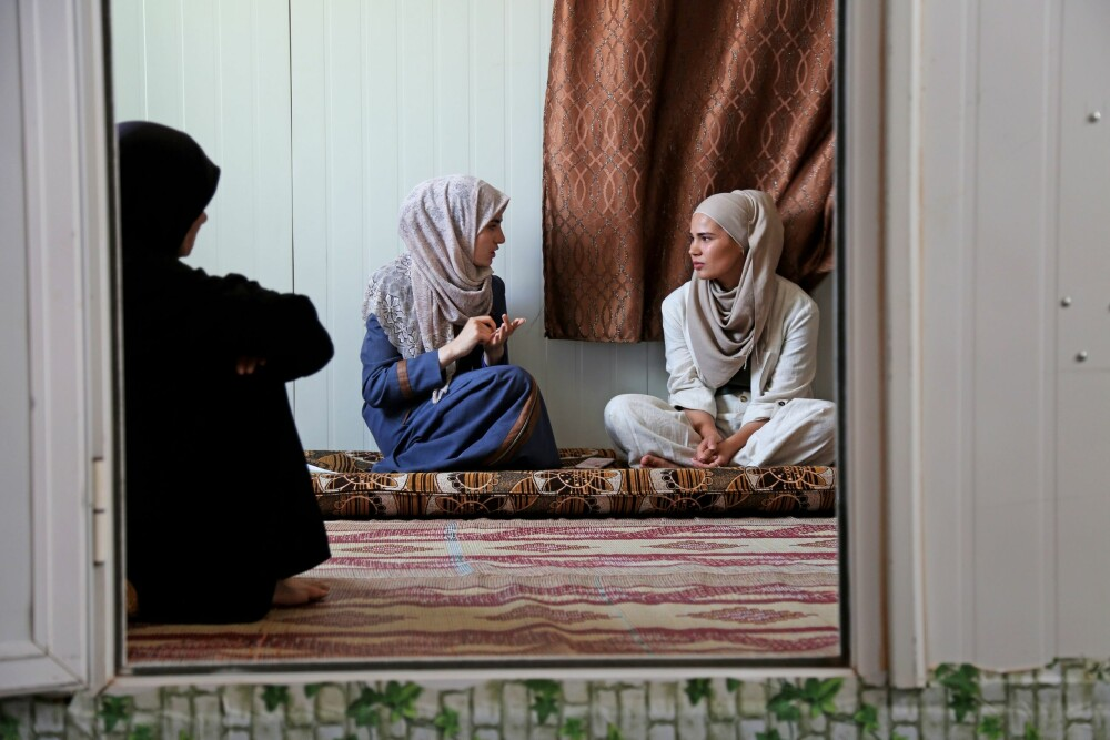 BLIR PODKASTPROGRAMLEDER: Iman Meskini lanserer podkast i samarbeid med Flyktninghjelpen.