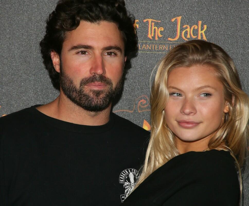 KORT FORHOLD: Brody Jenner og Josie Canseco skal ha gjort det slutt på grunn av aldersforskjellen på 14 år.
