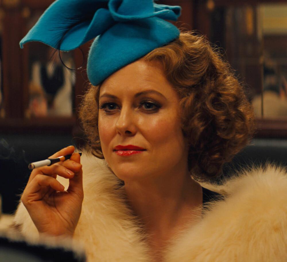 SONJA WIGERT: Ingrid Bolsø Berdal i rollen som Sonja Wigert i «Spionen» som går på kino i disse dager.
