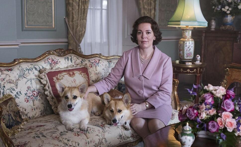 NY CAST: Netflix' slipper tredje sesong av sin storsatsning «The Crown» i midten av november. Og serien får splitter nye skuespillere. Her ser vi Olivia Coleman i rollen som dronning Elizabeth.