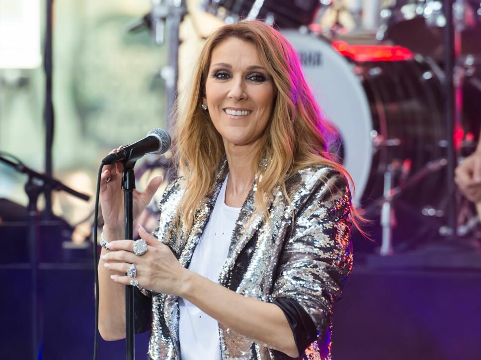 IKKE FAN: Celine Dion innrømmer at hun opprinnelig ikke var noen fan av sin mest kjente låt, «My Heart Will Go On».