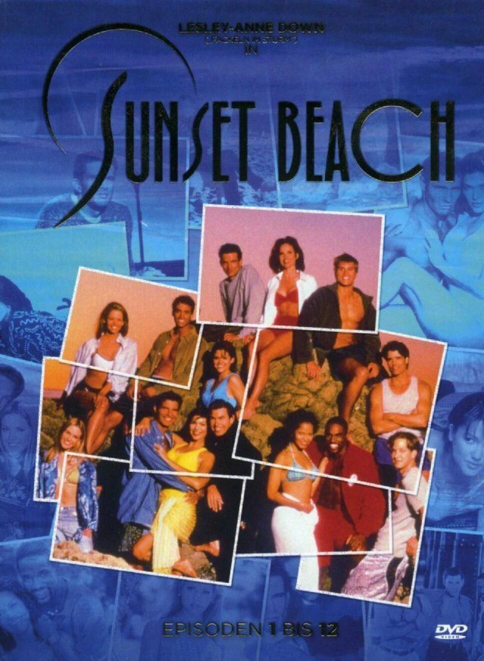 SUNSET BEACH: Mange husker denne serien, ikke nødvendigvis på grunn av handlingen, men alle de snåle vendingene plottet tok.