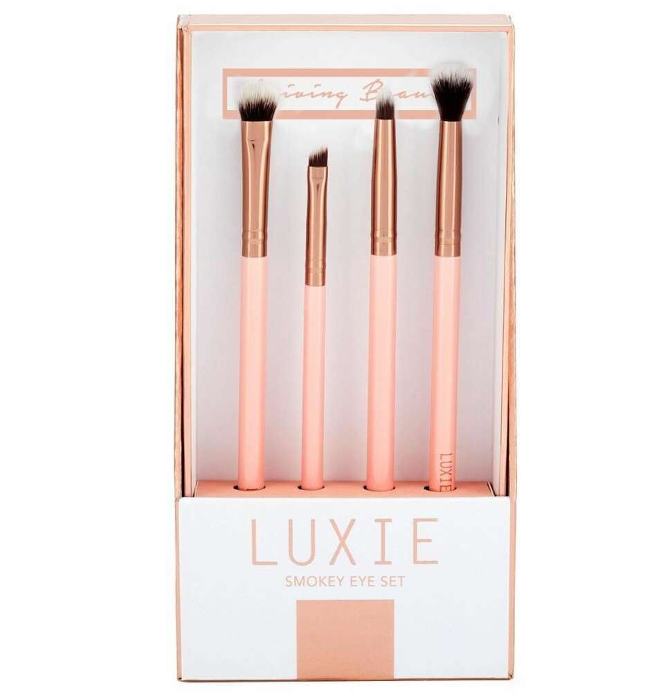 Rose Gold Smokey Eye Set, kr 339.