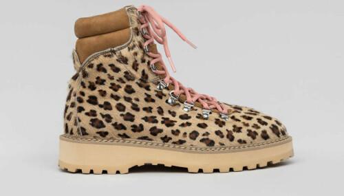 Leopardmønstret fra Diemme, kr 4000.