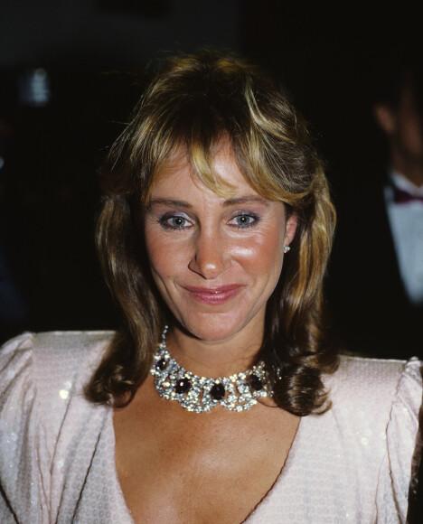 1982: Claudia Bellwood avbildet under «Dynastiet»-tiden.