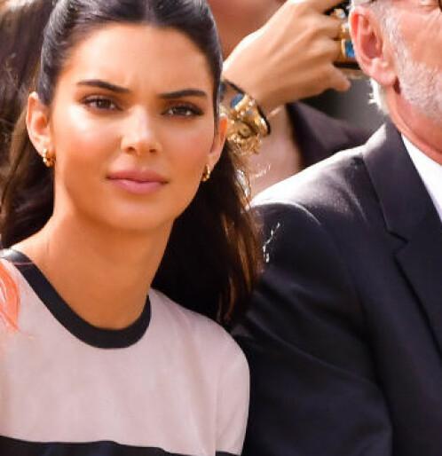 Kendall Jenner på sidelinjen under New York Fashion Week: - Jeg savner det