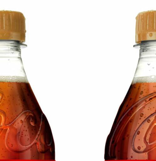 Side2 tester Coca-Cola med kanelsmak